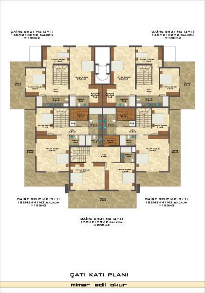 Normal Floor plan