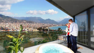 3 bed new development in Alanya, Alanya, Antalya
