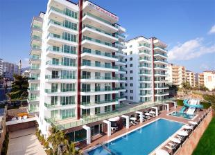new Apartment for sale in Antalya, Alanya, Tosmur