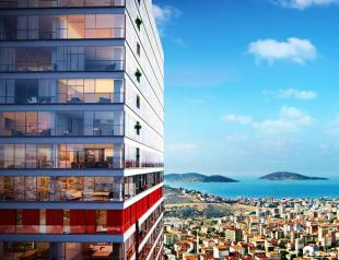 Apartment for sale in Istanbul, Kartal