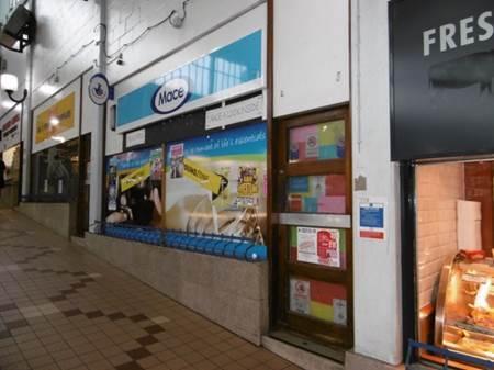 Interior Market Door