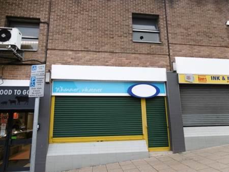 Shop Exterior 1