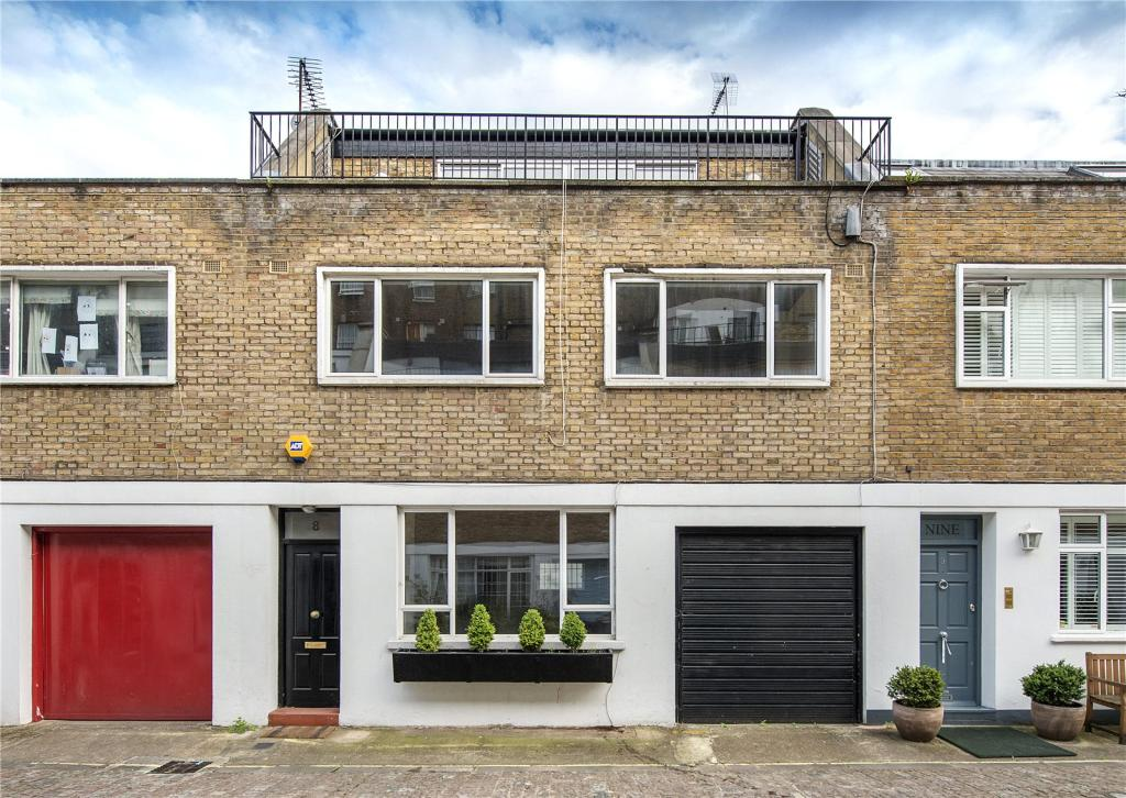 3 Bedroom Mews House For Sale In Queens Mews Bayswater London W2 W2