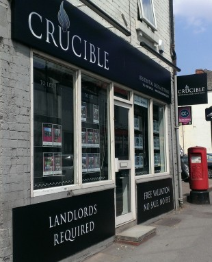 Crucible Sales & Lettings, Parkgatebranch details