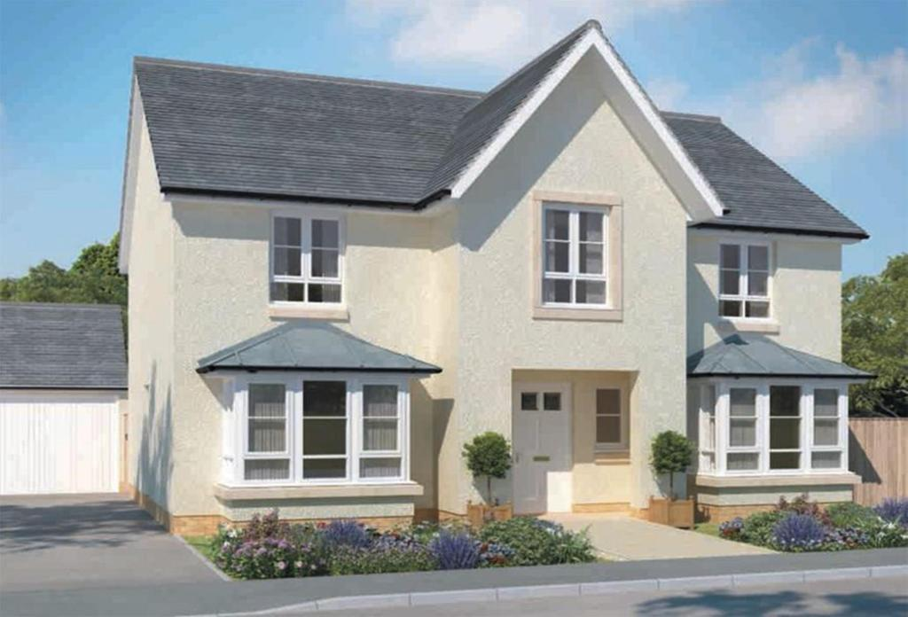 4 bedroom detached house for sale in chapel level
