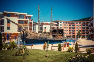 new Studio flat in Burgas, Sveti Vlas