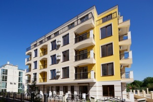 1 bed new Studio flat in Burgas, Nessebar