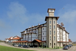 Burgas new Studio apartment