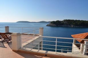 6 bed Detached Villa in Dubrovnik...