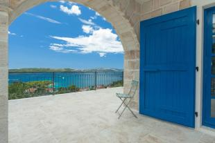 new development in Ciovo Island...