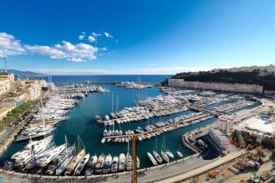 4 bed Penthouse in Monaco