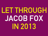 Jacob Fox, Canary Wharf Sales
