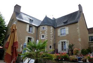 Character Property in Parcé-sur-Sarthe, Sarthe...