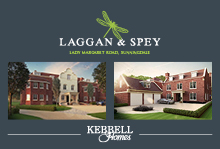 Kebbell Homes, Coming Soon- Laggan House and Spey House