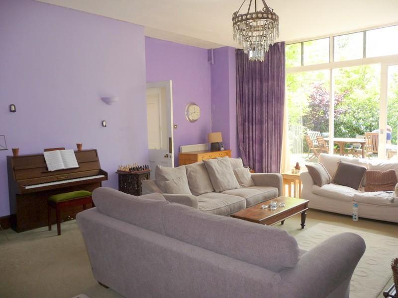Lilac living room design ideas photos inspiration for Living room ideas lilac