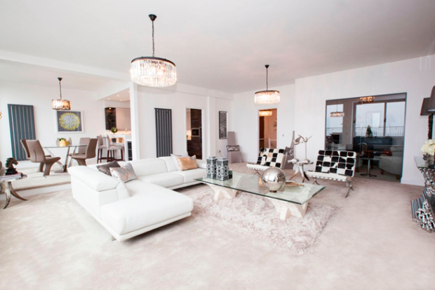 *typical interior