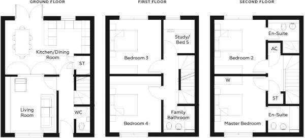 Cricketers Floorplan