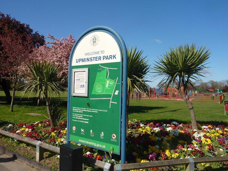 Upminster Park  (Main)