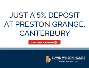Get brand editions for David Wilson Kent, Preston Grange