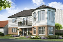 Barratt Homes, Coming Soon - Martello Lake