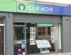 YOUR MOVE Lettings, Millombranch details