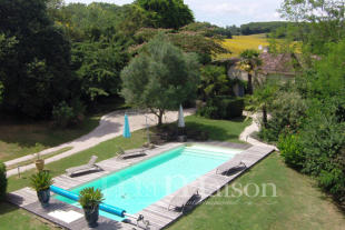 3 bedroom Country House in Lectoure, Gers...