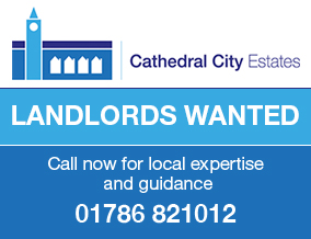 Get brand editions for Cathedral City Estates, Dunblane - Lettings