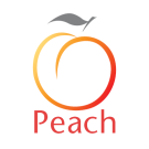Peach Properties, Bow logo
