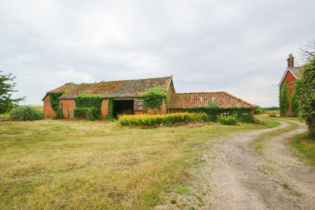 Existing barns