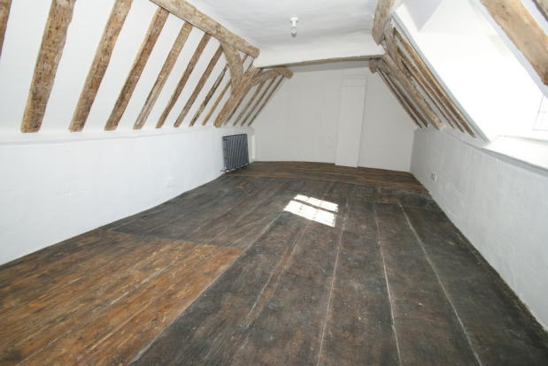 Attic/Bedroom