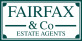 Fairfax & Co, Charlbury logo