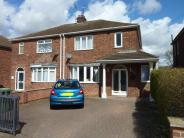 semi detached home in Coneygree Road...