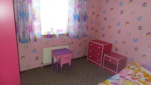 Park Lane Bedroom 3.