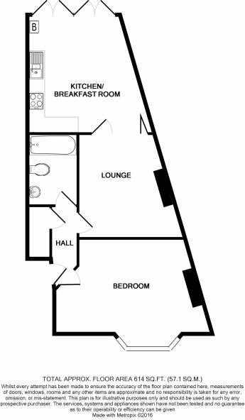 Ground Floor Flat 53 Wargrave Road