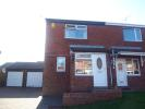 2 bed semi detached house in Bywell Drive, Peterlee...