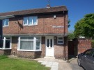 2 bed semi detached property to rent in Sledmere Close, Peterlee...