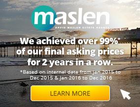Get brand editions for David Maslen Estate Agents, Ditchling Road