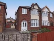 3 bedroom semi detached home in Petworth Drive, LEICESTER