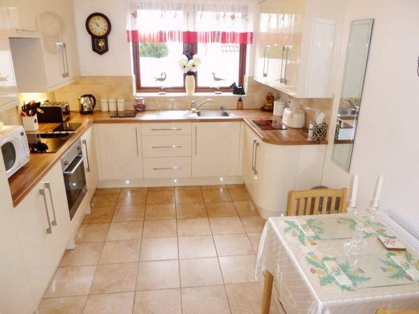 Refitted Dining Kitchen