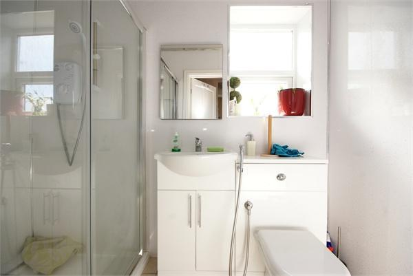 Refitted Shower Roo