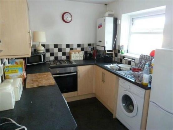 Flat Two Kitchen