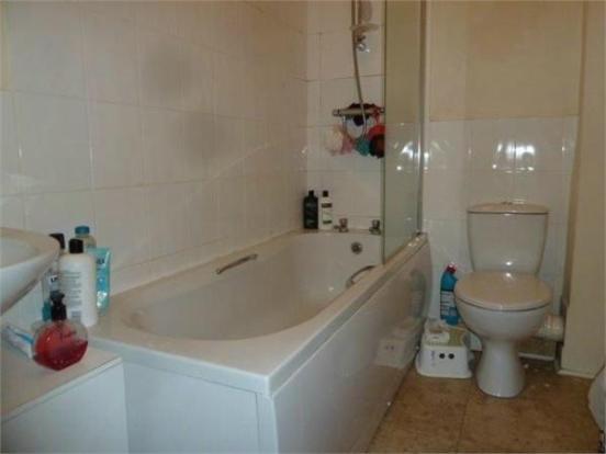 Flat Three Bathroom