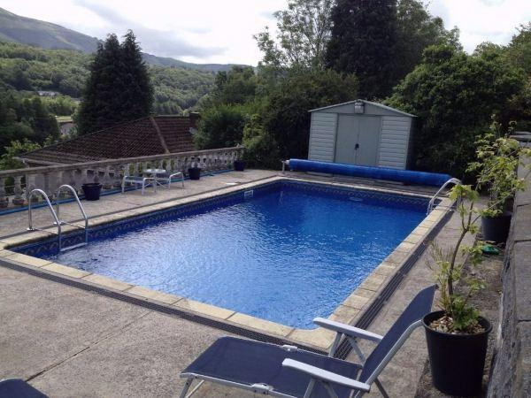 4 Bedroom Detached House For Sale In Pontneathvaughan Road Glynneath Neath West Glamorgan Sa11