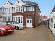 3 bed semi detached home in Devonshire Road...