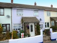 Terraced home for sale in High View, BIDEFORD...