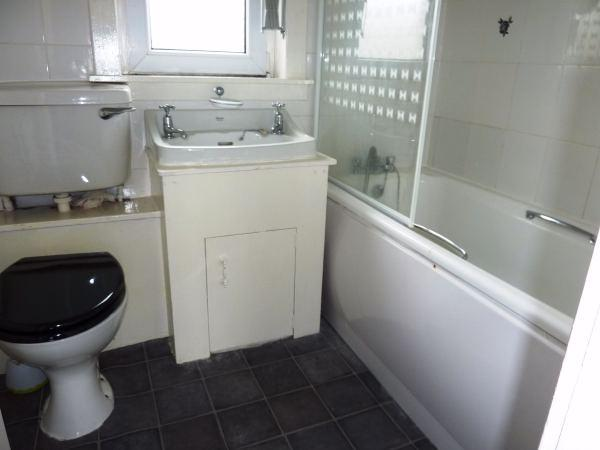 Refitted House Bathroom