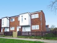 End of Terrace house for sale in Lon Rhosod, NEWTOWN...