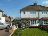 2 bed semi detached property for sale in Lime Avenue...