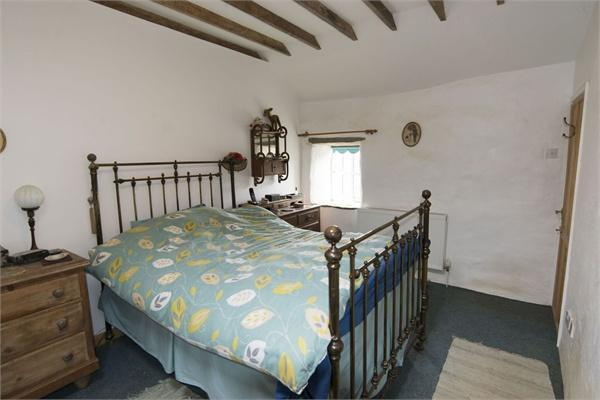 Cottage One - Bedro