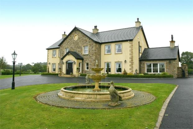 5 Bedroom Detached House For Sale In Carryduff Road